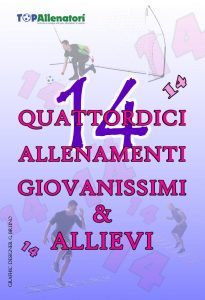 """E-Book """"14 Allenamenti Giovanissimi e Allievi"""""""