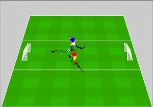 1v1 calcio