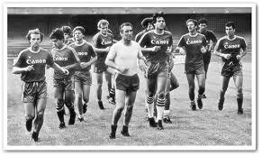 Topallenatori allenamenti calcio anni 80