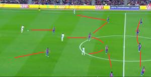 pressing tattica difensivo nel calcio
